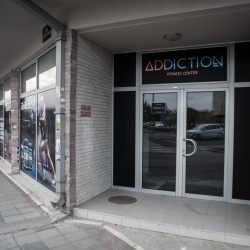 Addiction fintess center